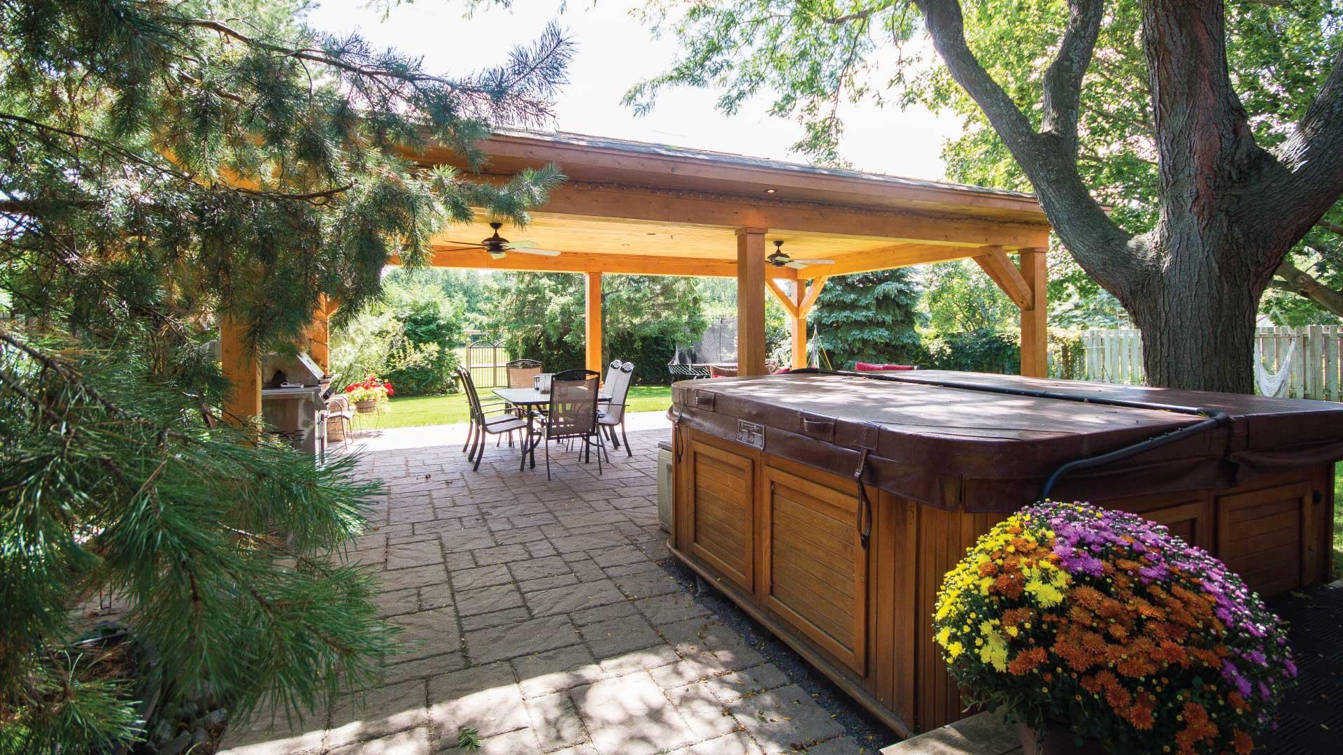 Garden Design New England garden design: garden design with seven dream backyards for sale